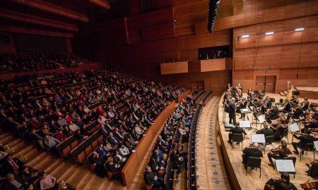 """""""Точно на полноќ"""" – новогодишен концерт на Македонската филхармонија со славното Дуо Гурфинел"""